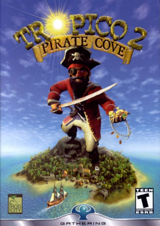 Tropico 2: Pirate Cove (2003) РС