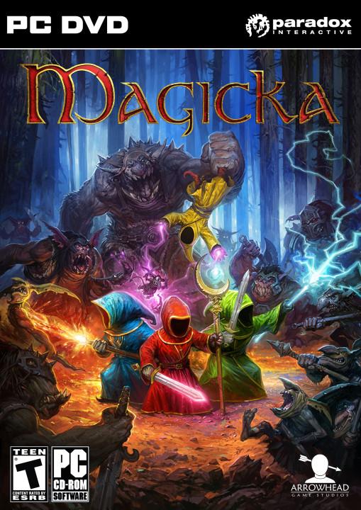 Magicka [v 1.4.16.0] (2011) PC | RePack от R.G. Механики