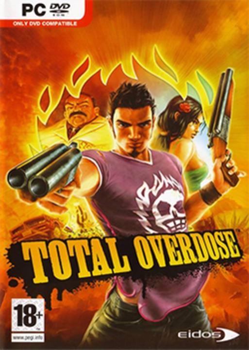 Total Overdose (2005) PC | Repack от R.G. Механики