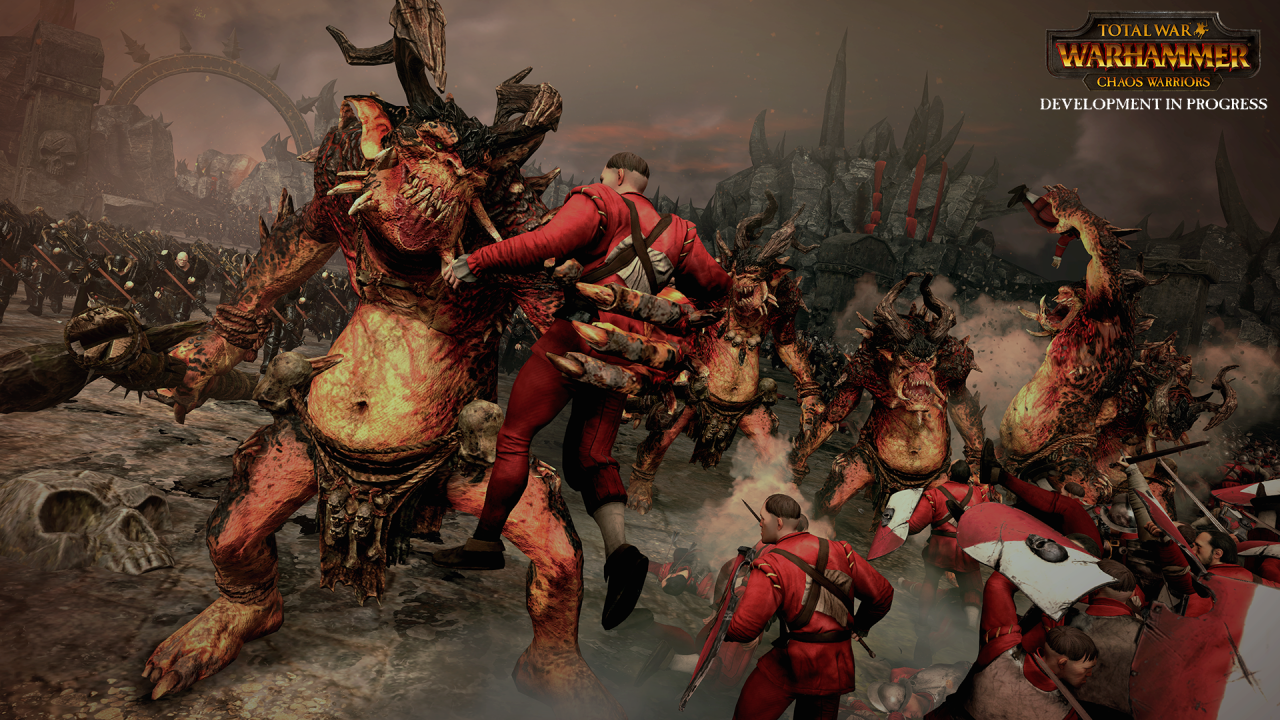 Скриншот Total War: Warhammer [v 1.6.0 + 12 DLC] (2016) PC | Repack от R.G. Механики