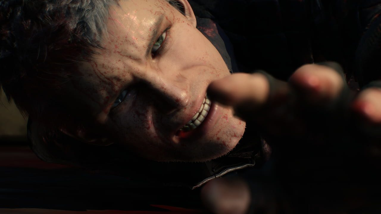 Скриншот Devil May Cry 5: Deluxe Edition (2019) PC