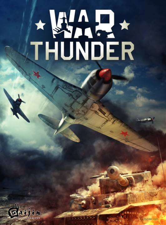 War Thunder v.1.37.35.40 (2012) PC