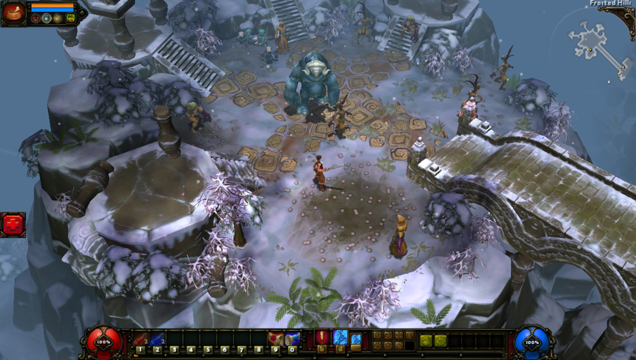 Скриншот Torchlight: Dilogy (2012) PC | RePack от R.G. Механики