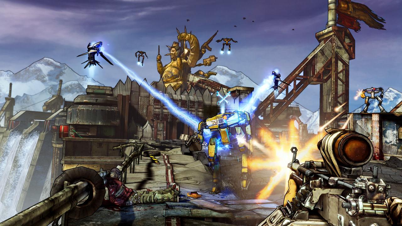 Скриншот Borderlands 2 [v 1.8.4 + DLC's] (2012) PC   RePack от R.G. Механики