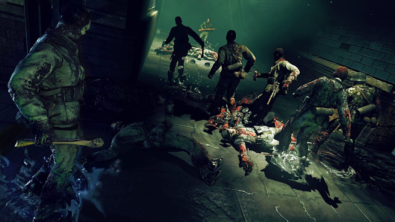 Скриншот Sniper Elite: Nazi Zombie Army 2 (2013) PC