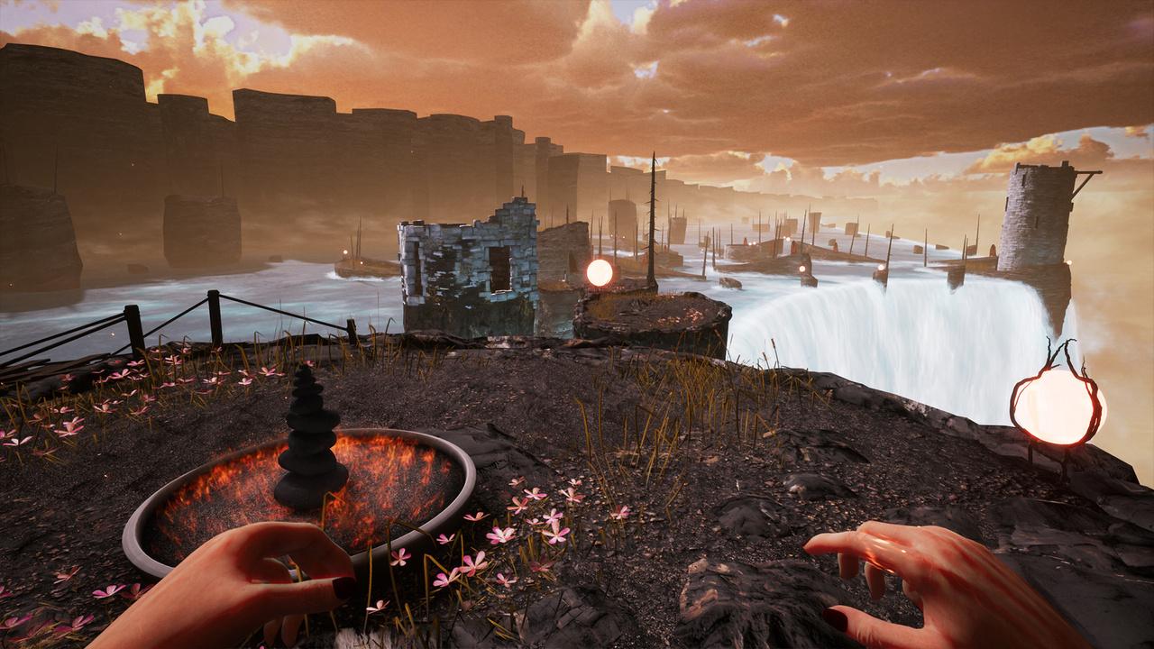 Скриншот Infernium (2018) PC