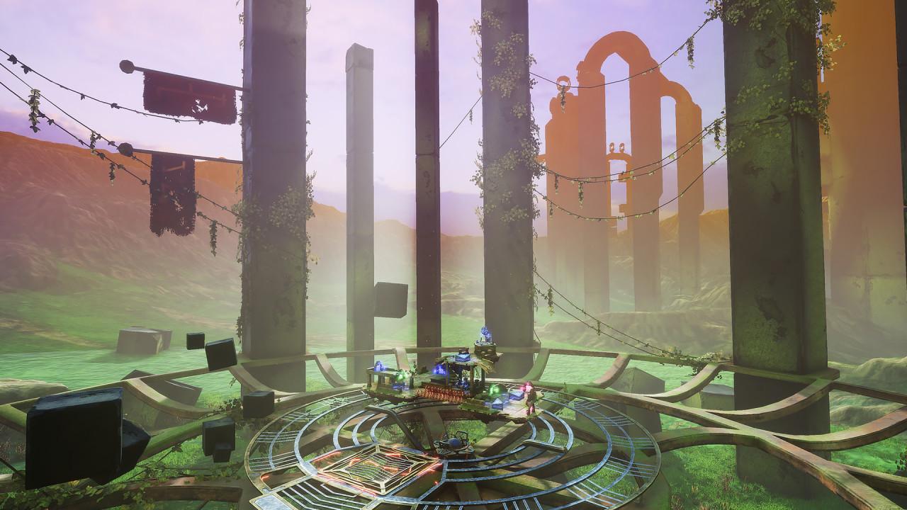 Скриншот Marble Land (2017) PC