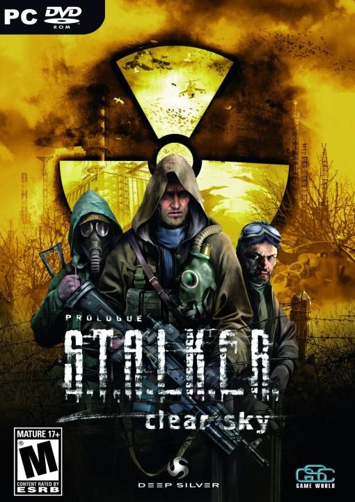 S.T.A.L.K.E.R.: Чистое небо [v.1.5.10] (2008) РС