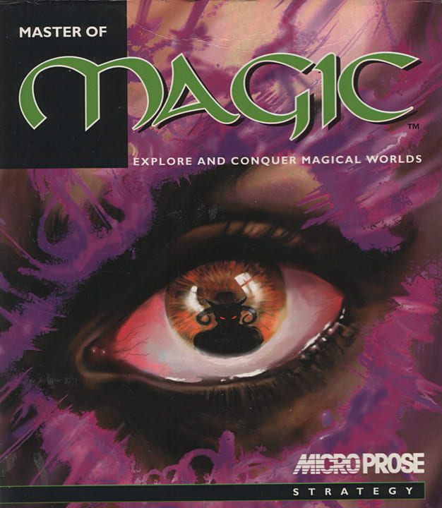 Master of Magic (1994) PC