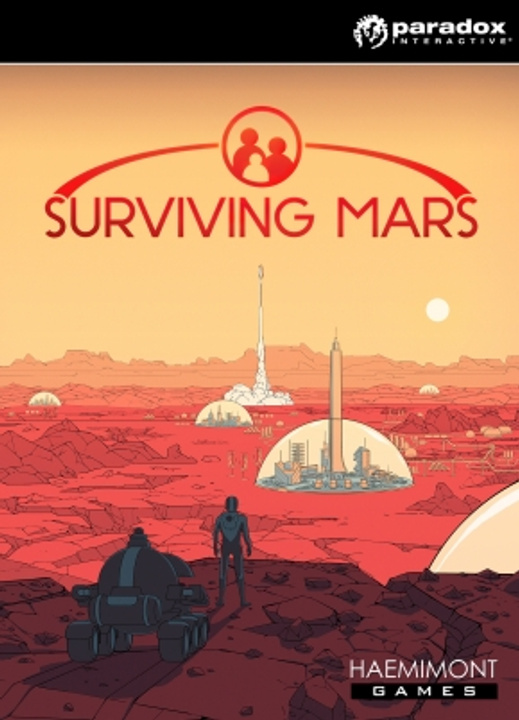Surviving Mars: Digital Deluxe Edition (2018) PC