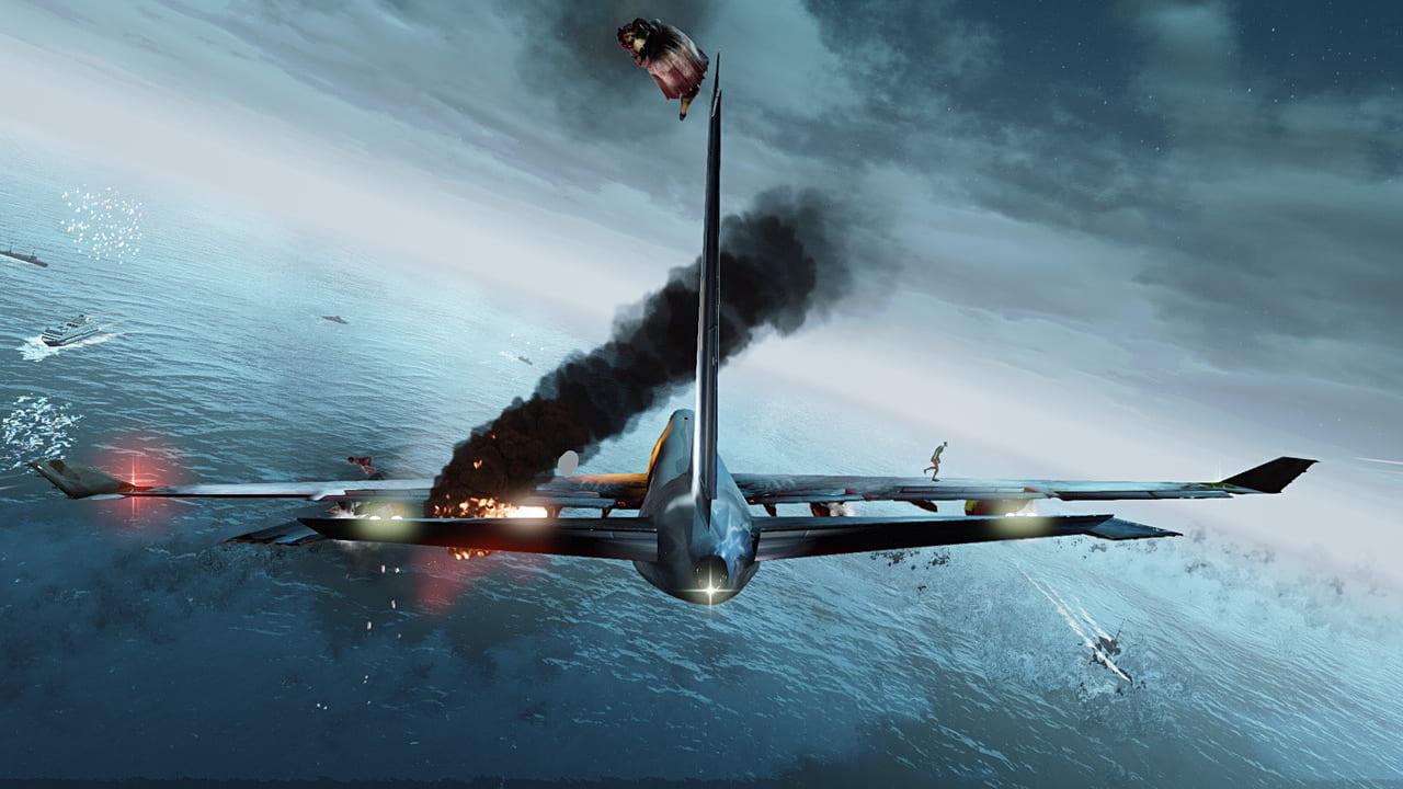 Скриншот Zombies on a Plane (2014) PC