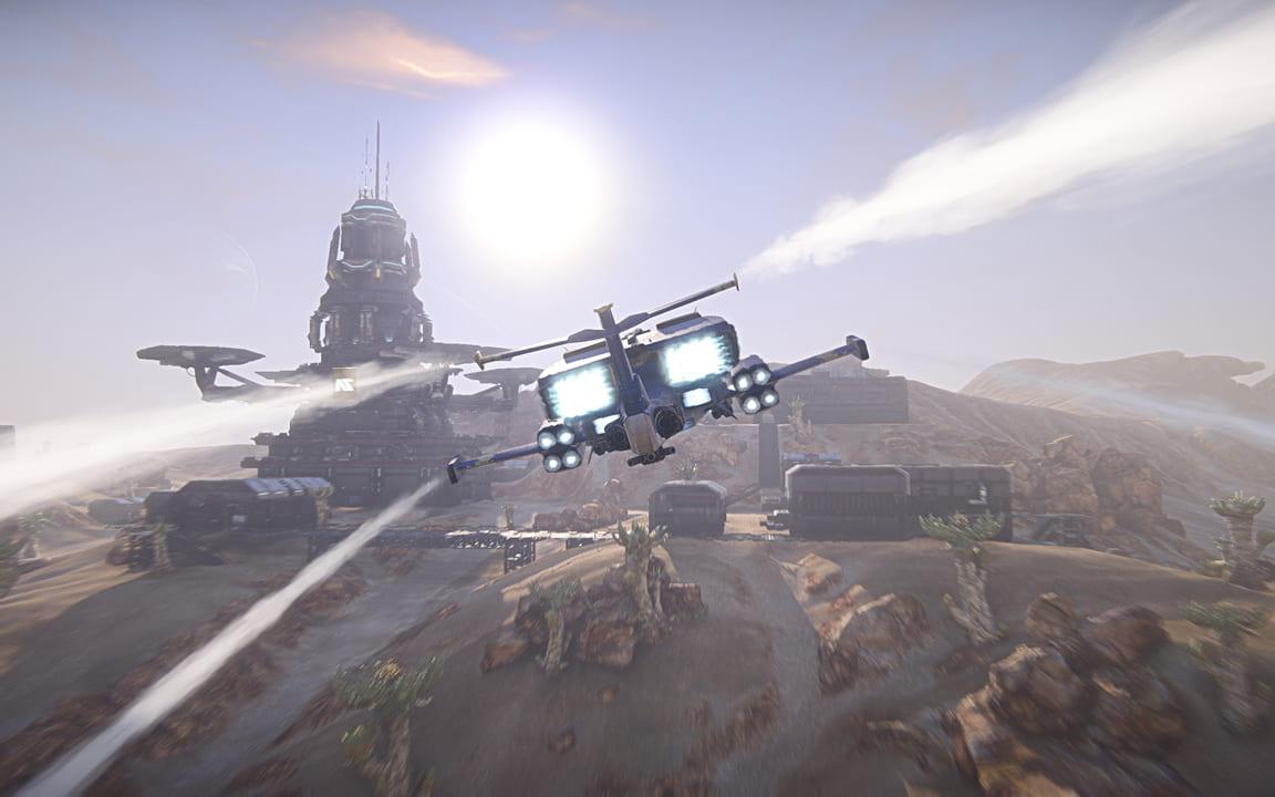 Скриншот PlanetSide 2 (2012) PC