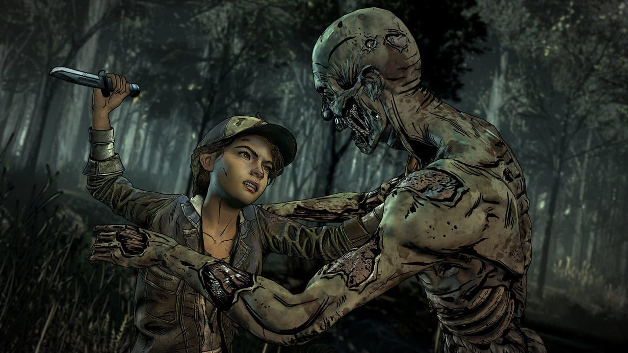 Скриншот The Walking Dead: The Final Season - Episode 1-3 (2018) PC