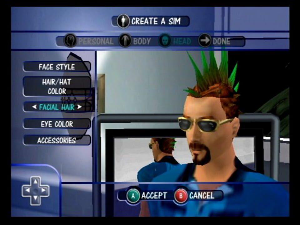 Скриншот The Sims (2000) PC