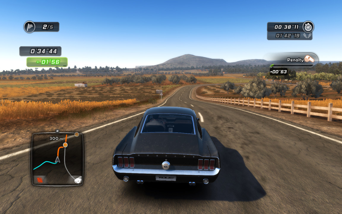 Скриншот Test Drive Unlimited 2: Complete Edition (2011-2012) PC