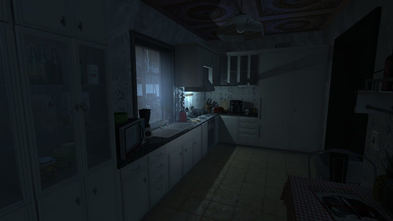 Скриншот The Nightfall: Halloween Edition (2018) PC