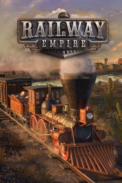 Railway Empire [+ 3 DLC] (2018) PC