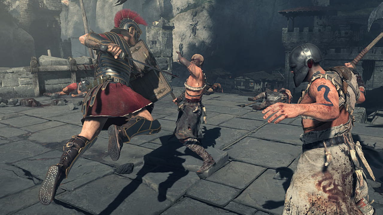 Скриншот Ryse: Son of Rome [Update 3] (2014) PC