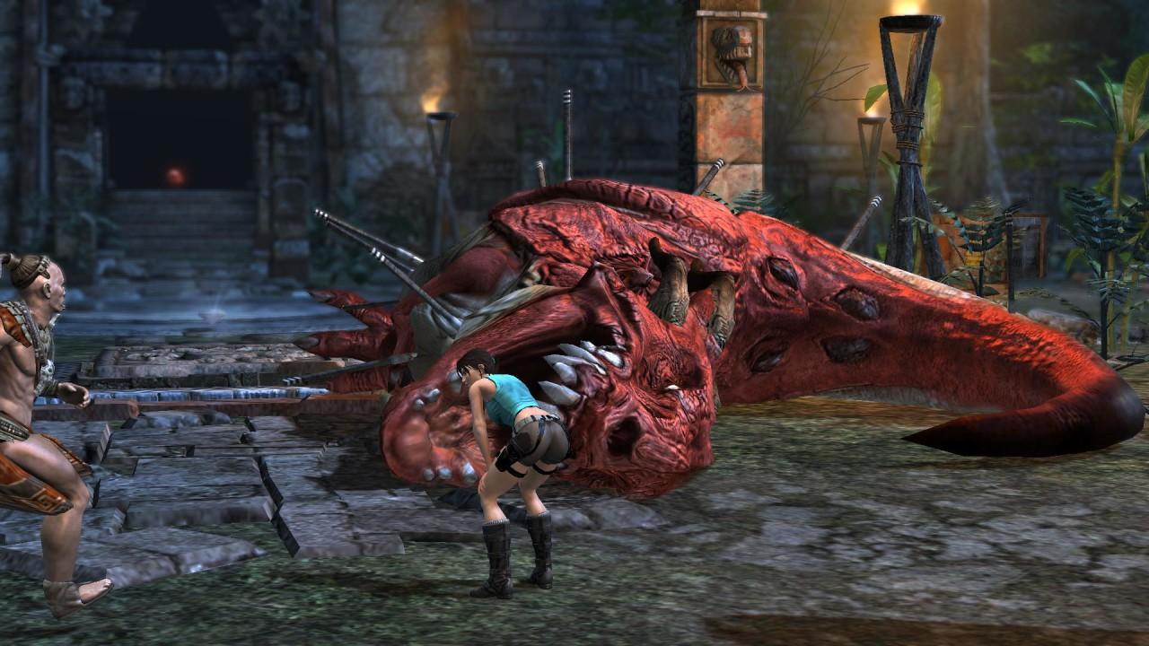 Скриншот Lara Croft and the Guardian of Light (2010) PC | RePack от R.G. Механики