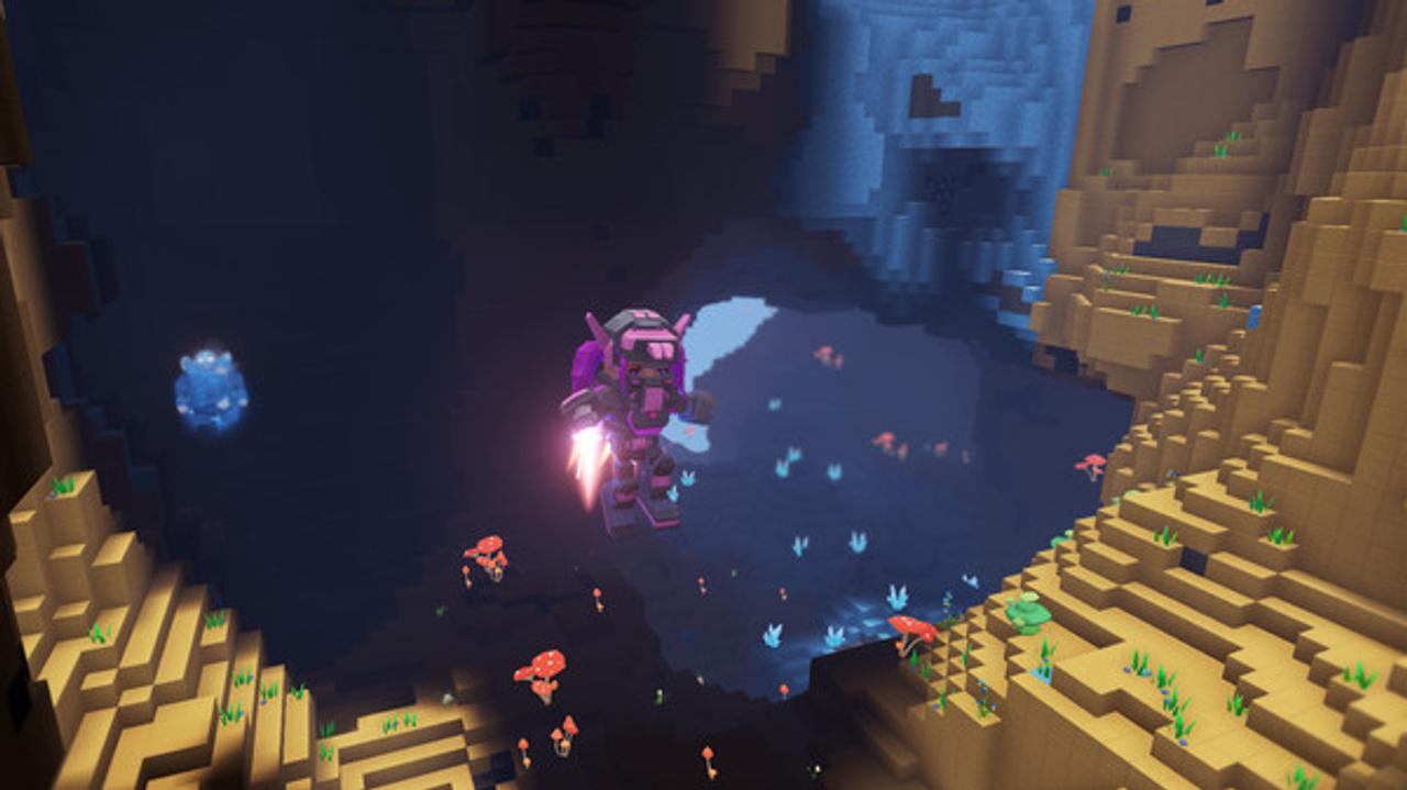 Скриншот PixARK (2018) PC