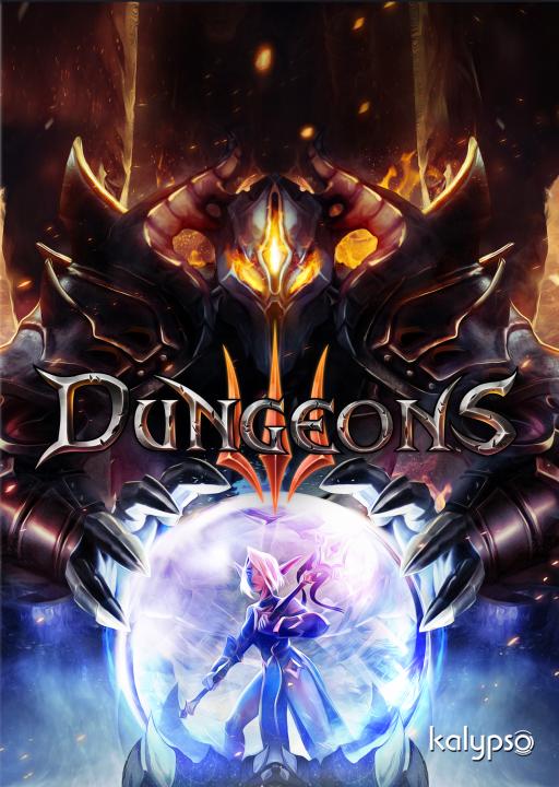 Dungeons 3 [v 1.2.1 + 4 DLC] (2017) PC
