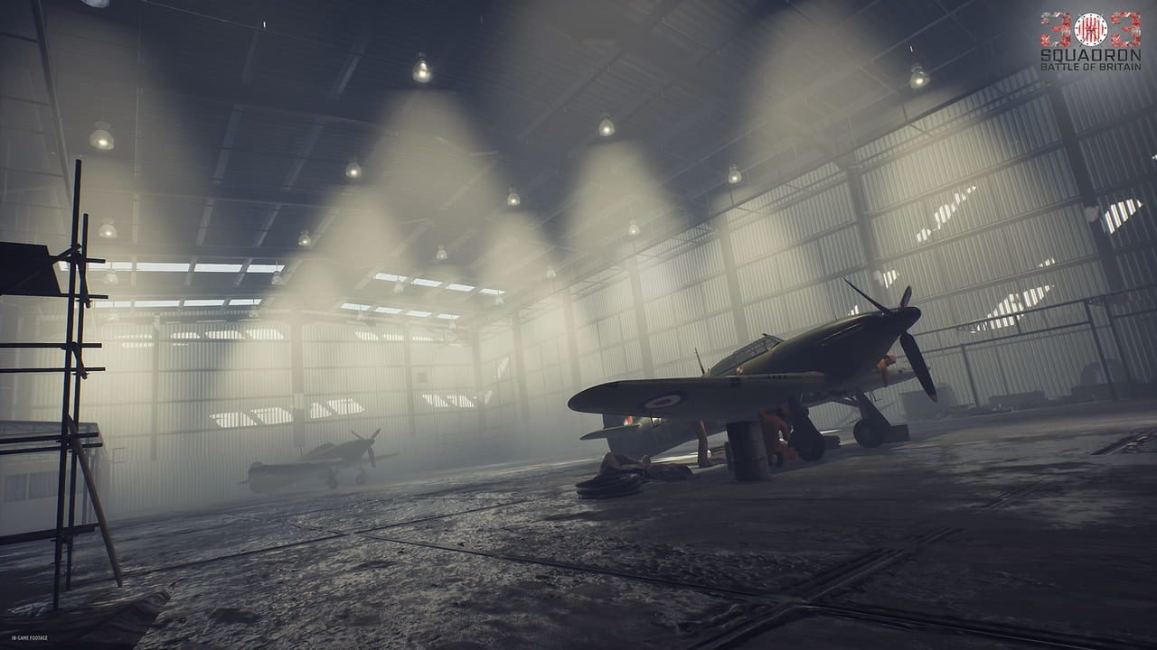 Скриншот 303 Squadron: Battle of Britain (2018) PC