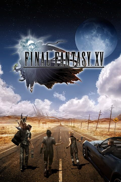 Final Fantasy XV - Windows Edition (2018) PC