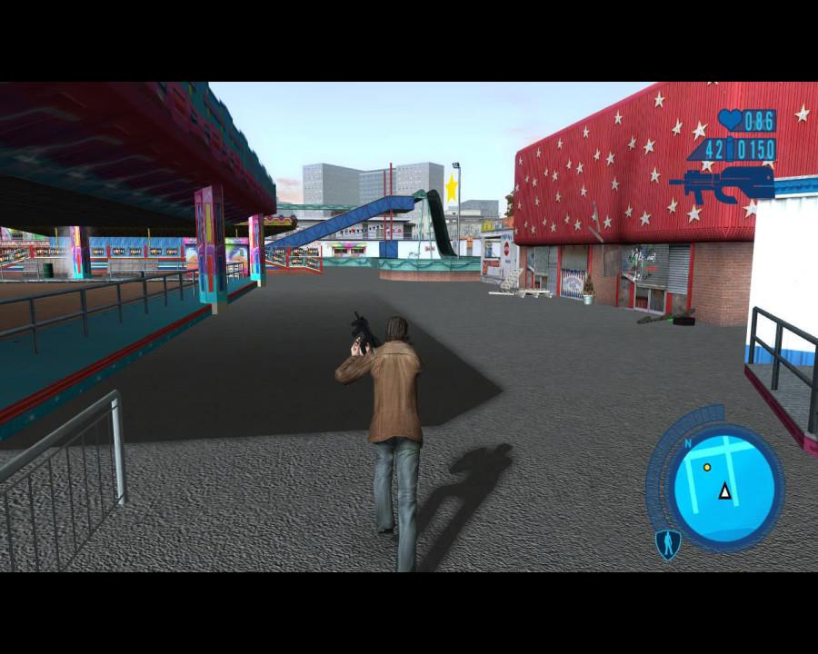 Скриншот Driver: Parallel Lines (2007) PC | Repack от R.G. Механики
