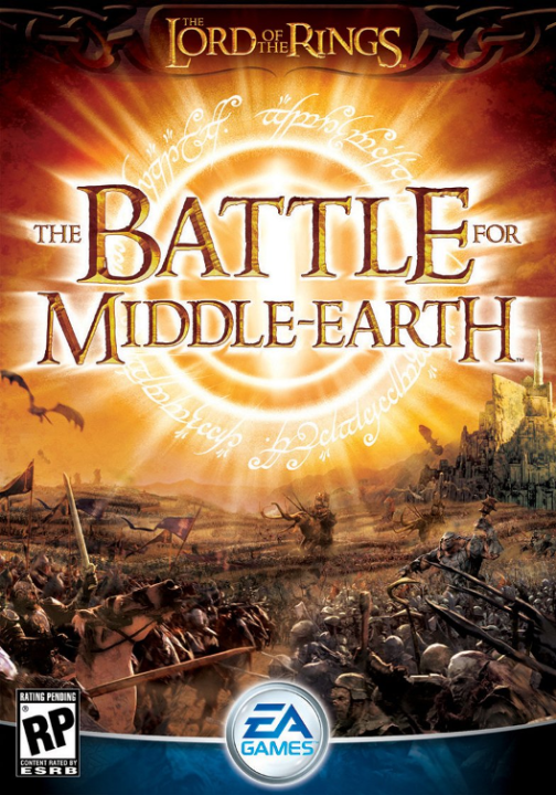 Lord Of The Rings: The Battle for Middle-Earth - Anthology (2004-2006) PC | RePack от R.G. Механики
