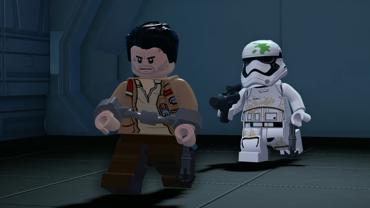 Скриншот LEGO Star Wars: The Force Awakens - Deluxe Edition [v.1.0.3] (2016) PC