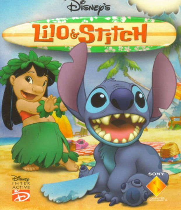 Lilo and Stitch: Trouble in Paradise (2003) PC