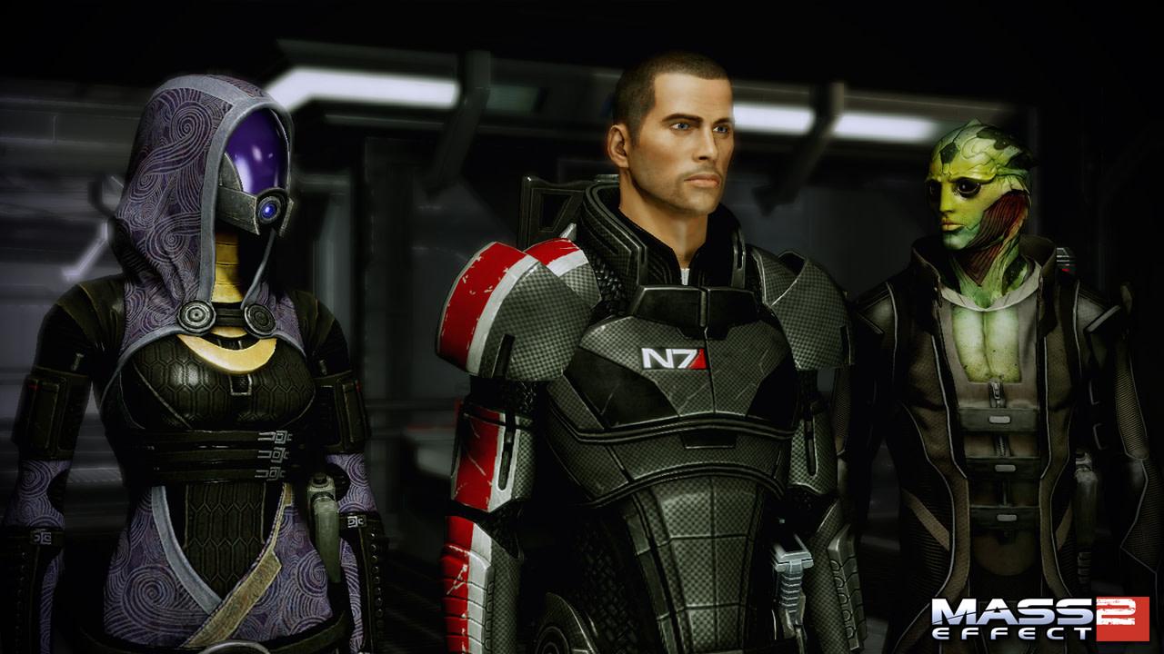 Скриншот Mass Effect - Galaxy Edition (2008 - 2012) PC | RePack от R.G. Механики