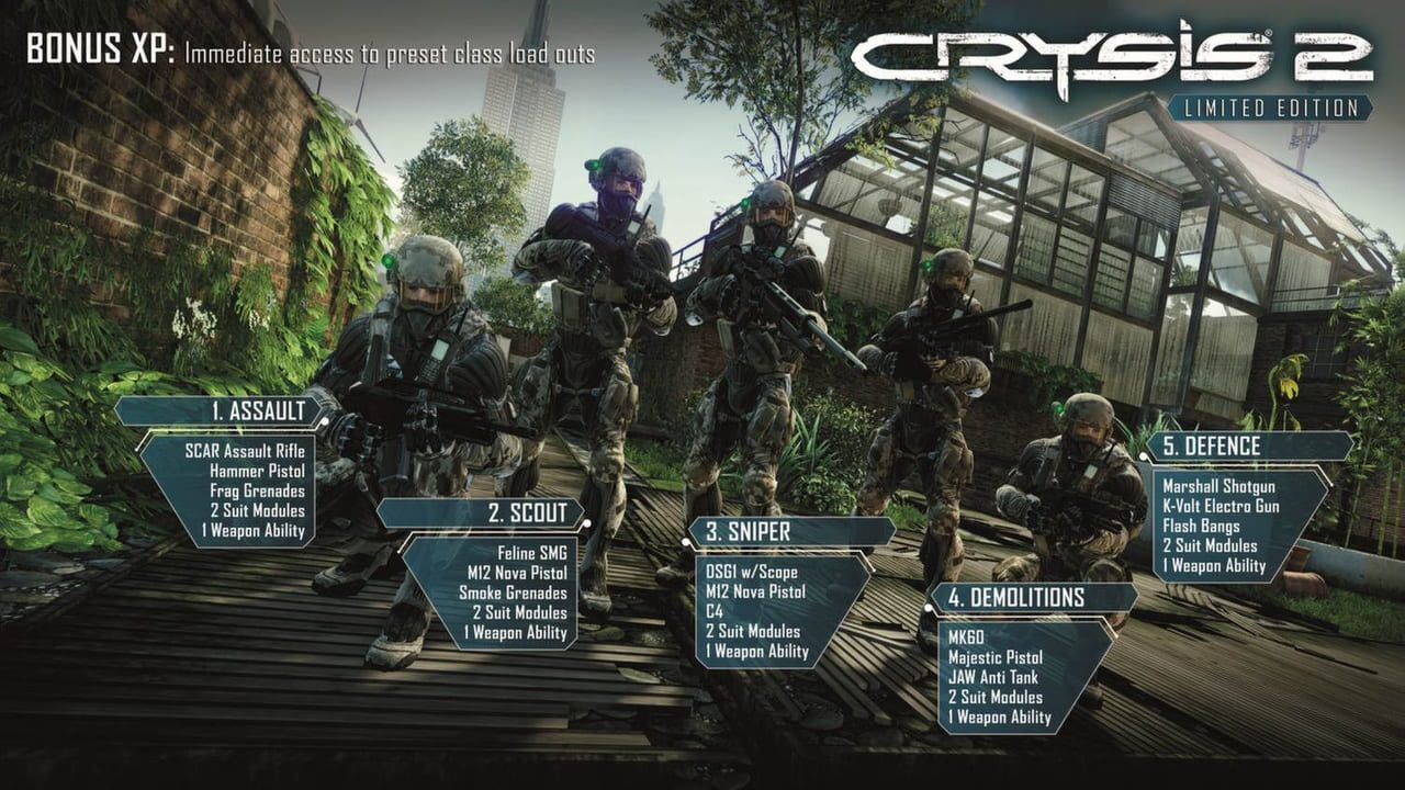 Скриншот Crysis 2 - Maximum Edition [v.1.9] (2011) PC