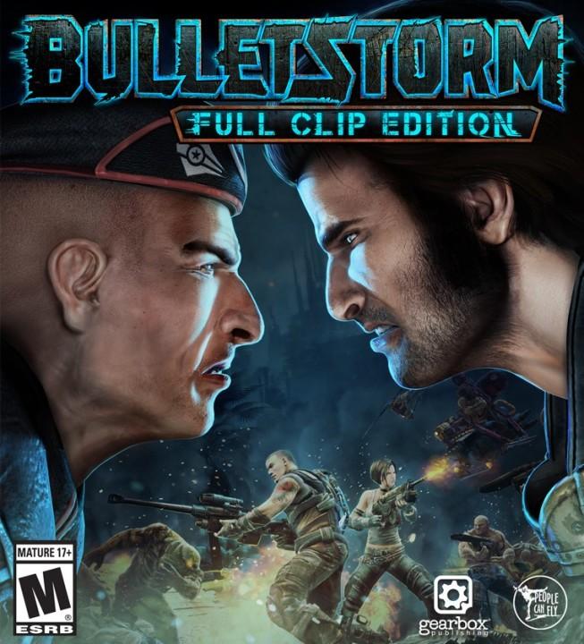 Bulletstorm: Full Clip Edition (2017) PC | RePack от R.G. Механики