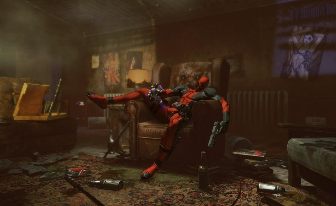 Скриншот Deadpool (2013) PC | RePack от R.G. Механики