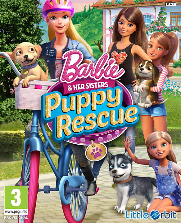 Barbie and Her Sisters: Puppy Rescue (2015) PC