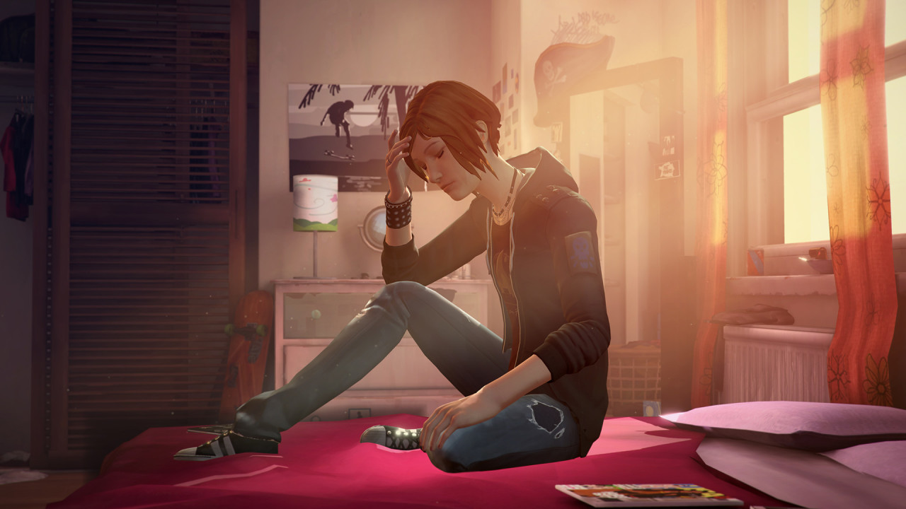 Скриншот Life is Strange: Before the Storm. Episode 1-3 (2017) PC
