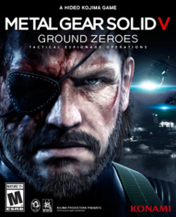 Metal Gear Solid V: Ground Zeroes (2014) PC | RePack от R.G. Механики