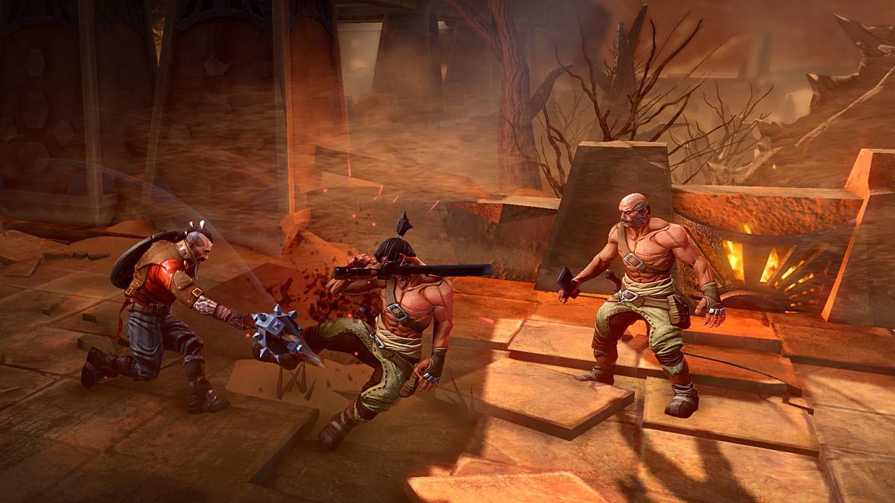Скриншот Hand of Fate (2015) PC