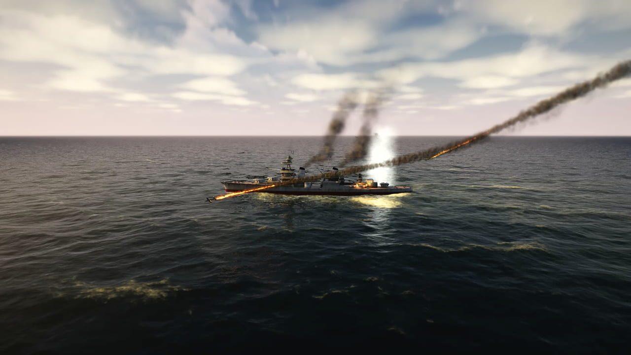 Скриншот Victory At Sea Pacific (2018) PC