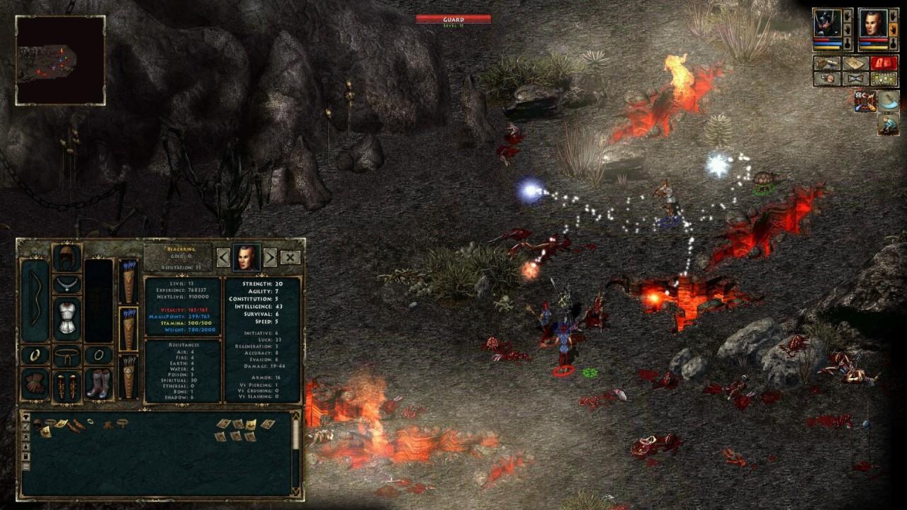 Скриншот Beyond Divinity (2004) PC | RePack от R.G. Механики