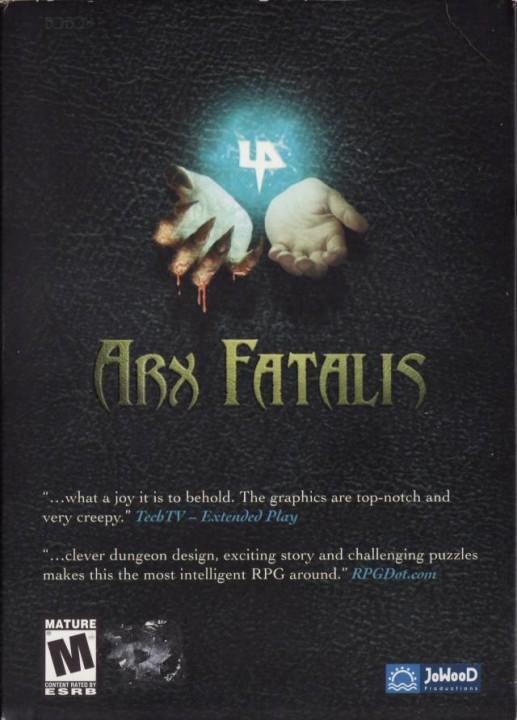 Arx Fatalis (2002) PC