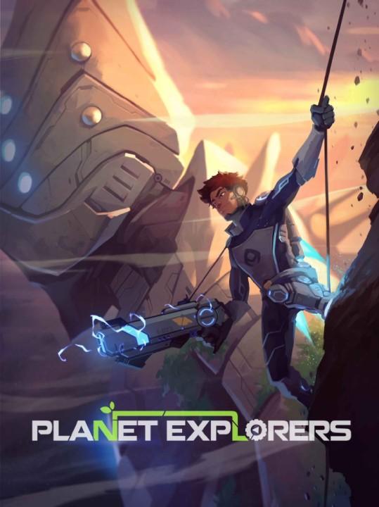 Planet Explorers [v 1.1] (2016) PC