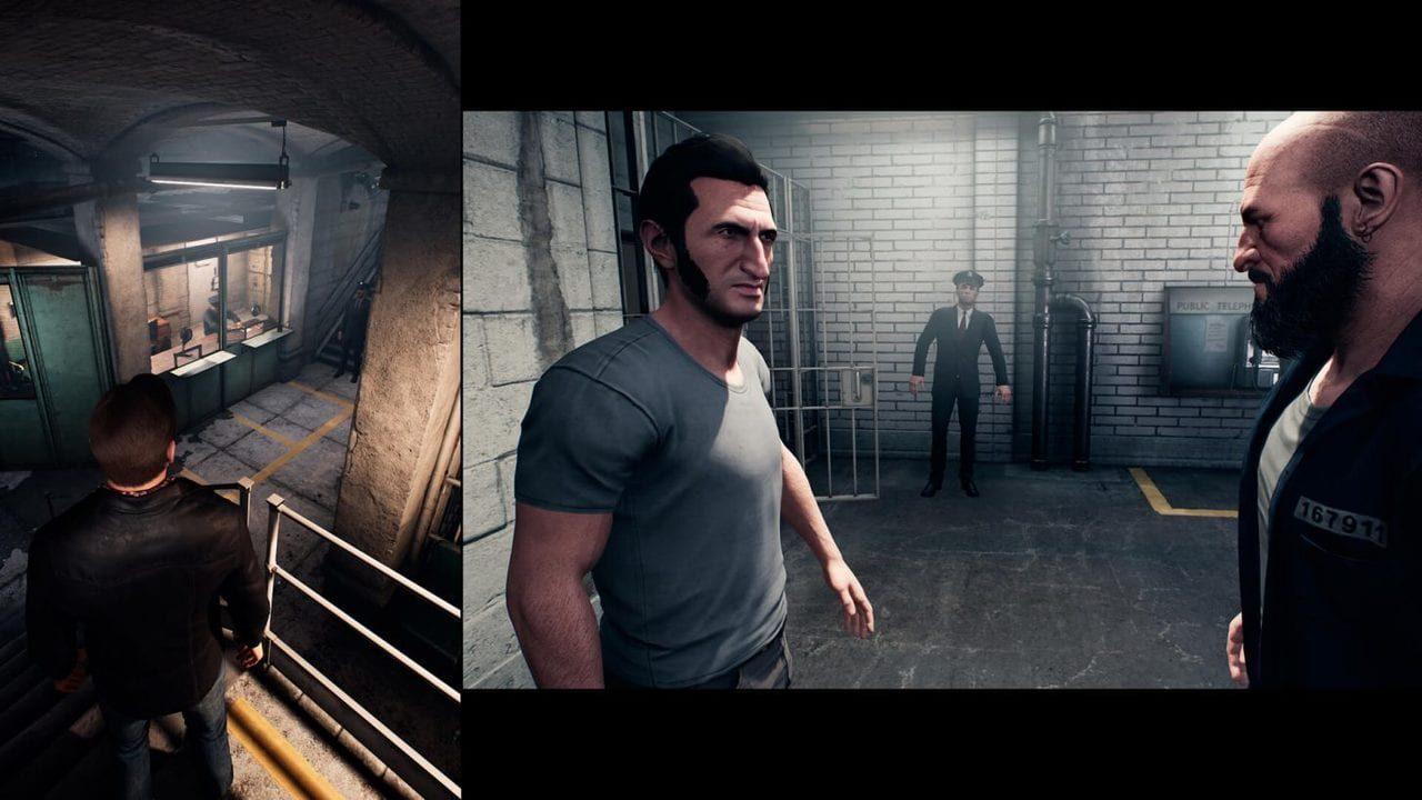 Скриншот A Way Out (2018) PC
