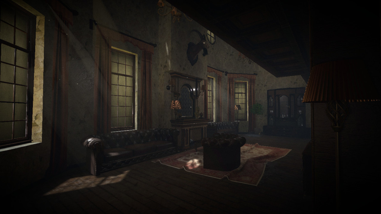 Скриншот Root Of Evil: The Tailor (2016) PC