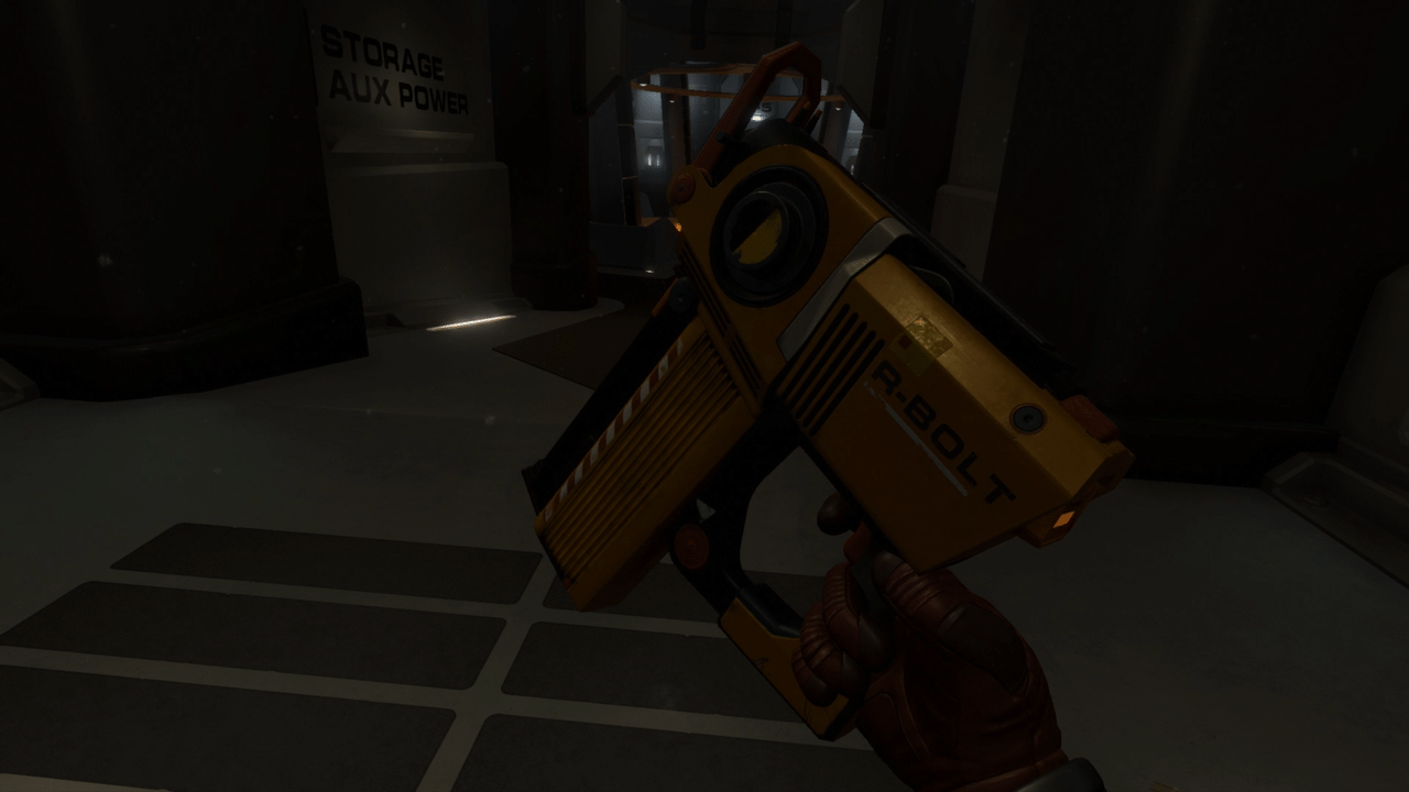 Скриншот Downward Spiral: Horus Station (2018) PC