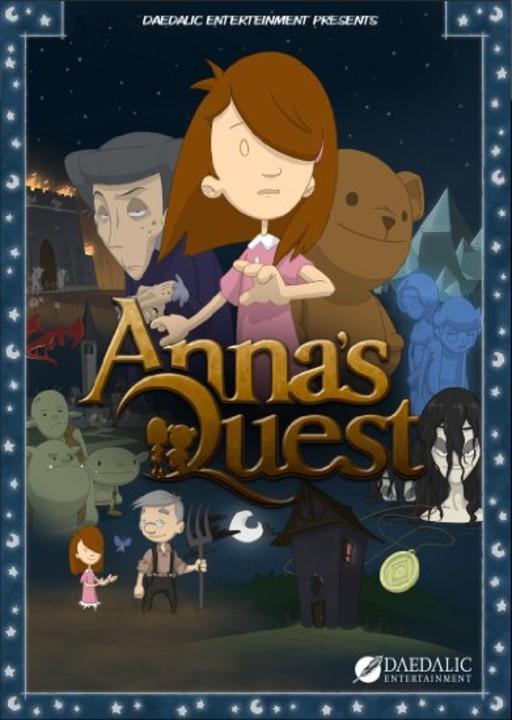 Anna's Quest (2015) Лицензия