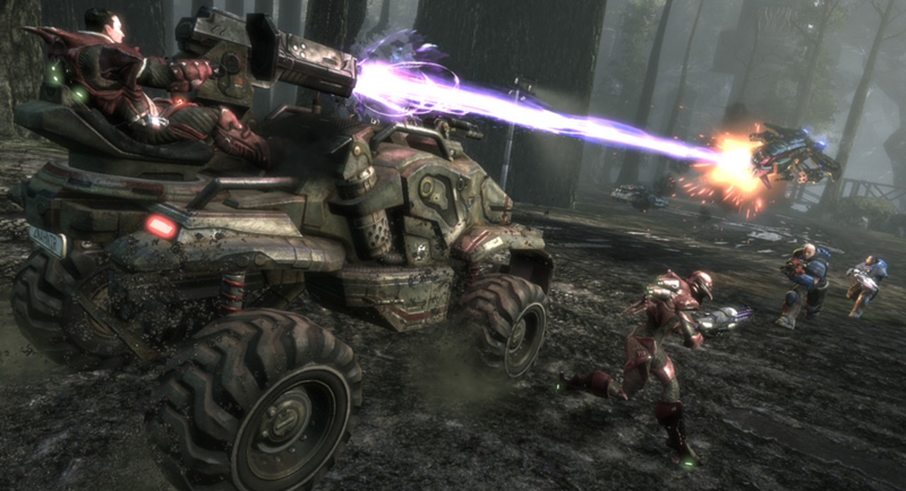 Скриншот Unreal Tournament 3: Special Edition (2007) PC | RePack от R.G. Механики