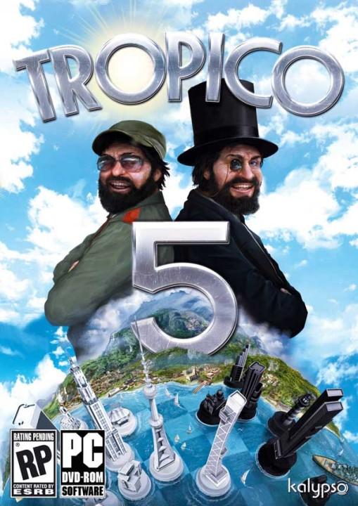 Tropico: Anthology (2001-2014) PC | RePack от R.G. Механики