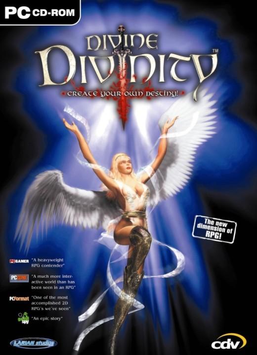 Divine Divinity (2002) PC | RePack от R.G. Механики